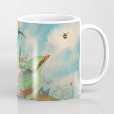 Birds and Bees Mug