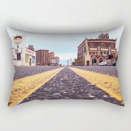 Street View Rectangular Pillow