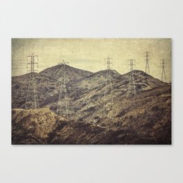 Electric and Company Canvas Print