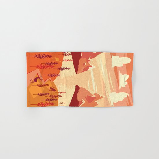 My Nature Collection No. 29 Hand & Bath Towel