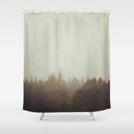Oregon Charmed, I'm Sure Shower Curtain