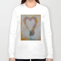 snail Long Sleeve T-shirts featuring Snail by Michael Creese