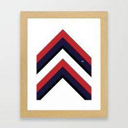 CLASSICO I #minimal #retro #vintage #art #design #kirovair #buyart #decor #home Framed Art Print