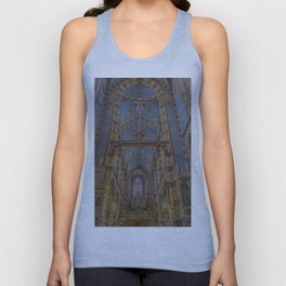 St. Mary's Basilica. Unisex Tank Top