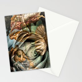 Venus Rose Stationery Cards