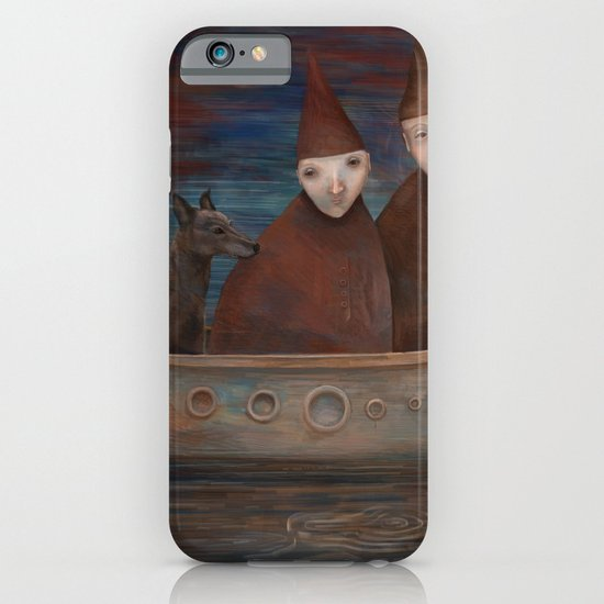 Displaced iPhone & iPod Case