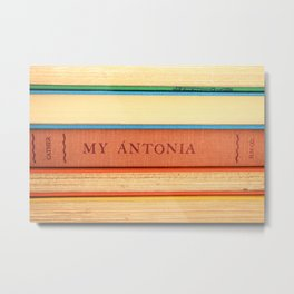 My Antonia Metal Print