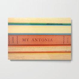 My Antonia Metal Print