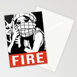 Natsu Obey Stationery Cards