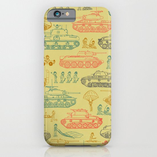 Tanks For Everything iPhone & iPod Case