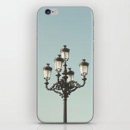 Lamppost iPhone Skin