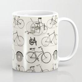 Vintage Bicycles Coffee Mug