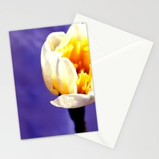 only nature is perfect Stationery Cards