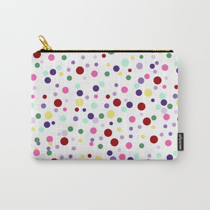Candy Pop Carry-All Pouch by craftwithcartwright