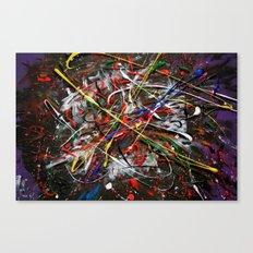 Acryl-Abstrakt 26 Canvas Print