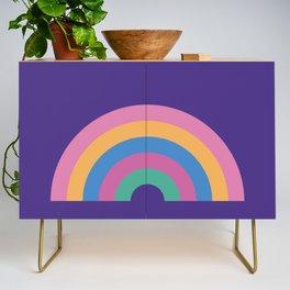 Rainbow Credenza