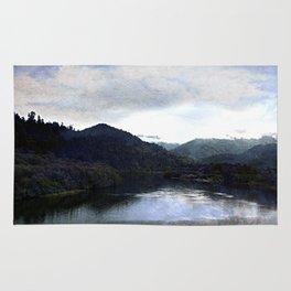 Distressed River Rug