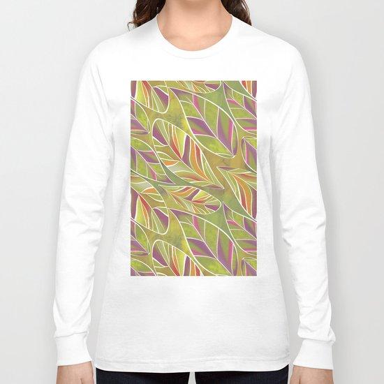 Leaves. Long Sleeve T-shirt
