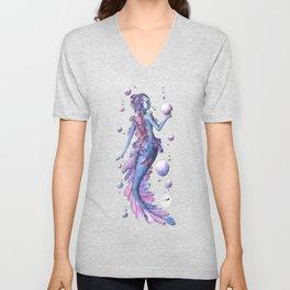 Mermaid 8 Unisex V-Neck