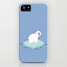 Snow Buddy iPhone Case