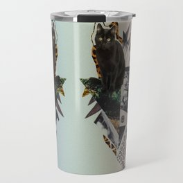 AYAHUASCA CAT Travel Mug