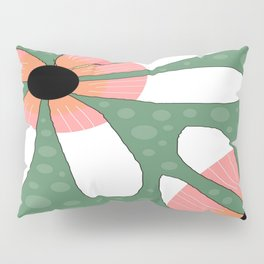FLOWERY TILDE  / ORIGINAL DANISH DESIGN bykazandholly Pillow Sham