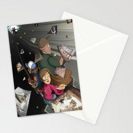 Gravity Falls Returns Stationery Cards