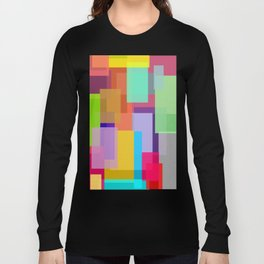 Color Tangles Long Sleeve T-shirt