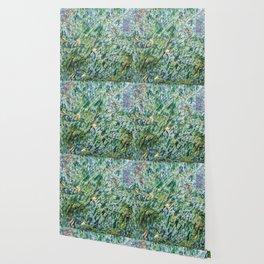 Ocean Life Abstract Wallpaper