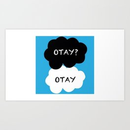 The Fault in Our Rascals Art Print