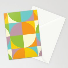 Quarters Quilt 2 Stationery Cards