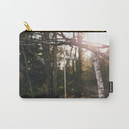 Peace in the Woods Carry-All Pouch