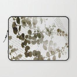 Botanical Catalogue 2 Laptop Sleeve