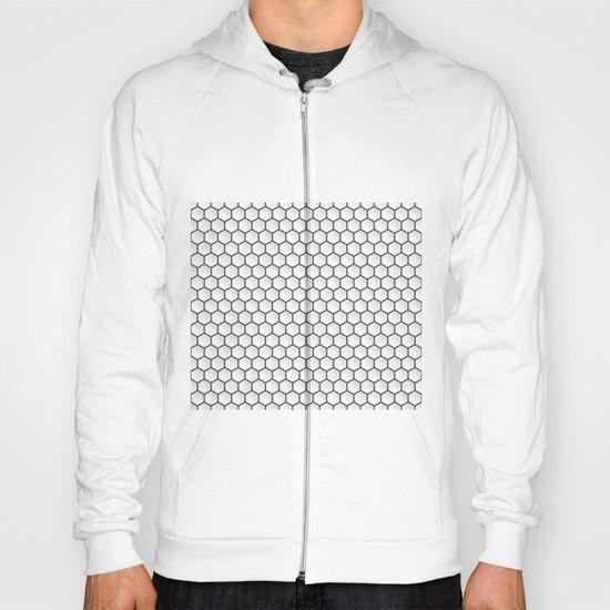 Design Hexagon Hoody