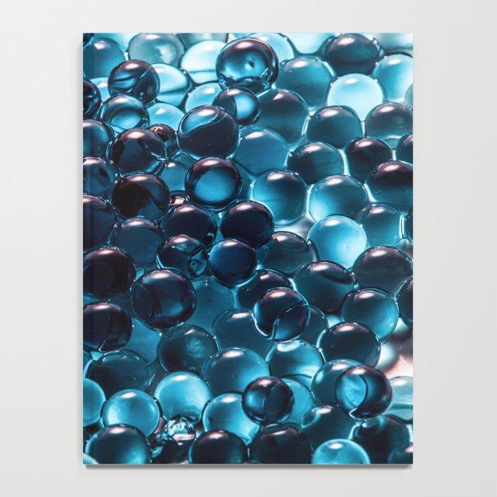 Blue sphere Notebook