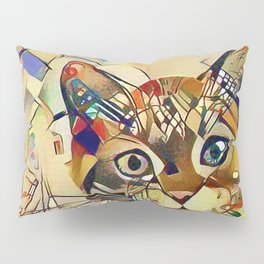 Cat Basil Pillow Sham