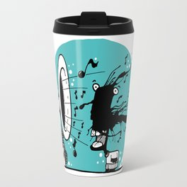 Music – Inktober 2015 #02 Travel Mug