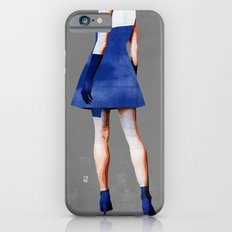 Blue Dress iPhone 6s Slim Case