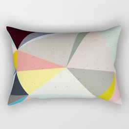 Happy Retro Mood 1 Rectangular Pillow