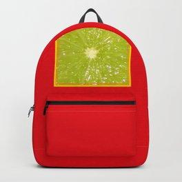 Lime Eyes – Strange Fruits Backpack