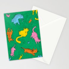 Charming Cats Stationery Cards