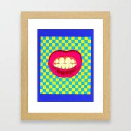 Jesse's Grill Framed Art Print