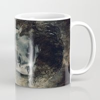 sam winchester Mugs featuring Sam Winchester by Sirenphotos