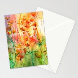 Sunset Light Stationery Cards
