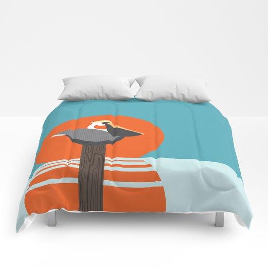Pelican Comforters