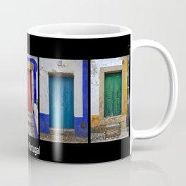 Five Doors of Medieval Portugal Coffee Mug