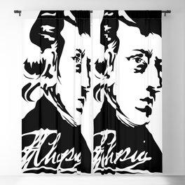 Frédéric Chopin (1810 – 1849) (II) Blackout Curtain