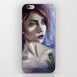 Johanna iPhone Skin