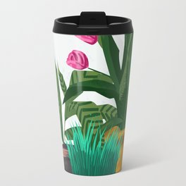 Plant Pots Travel Mug