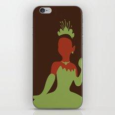 Tiana - Princess and the Frog iPhone & iPod Skin